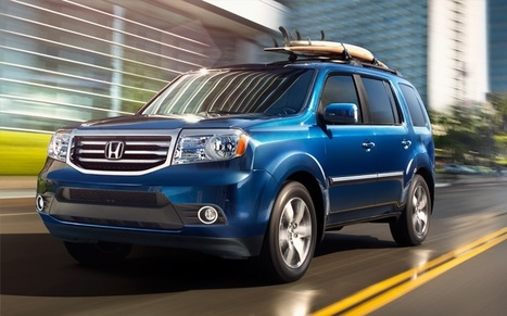 2014 Honda Pilot Redesign Review and Price | Cross Over SUV Club | Scoop.it