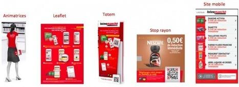 France : Intermarché et HighCo mènent une opération test de m-couponing | Mobile & Magasins | Scoop.it