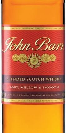 John Barr Blended Scotch Whisky - WhiskeyOK | The Top Whiskey Brands | Scoop.it