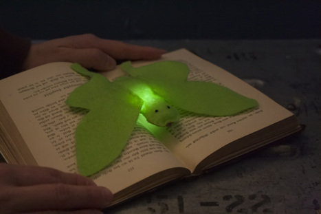 Light-up E-Textile Kits and More from Fay Shaw | dream. design. make. | Scoop.it