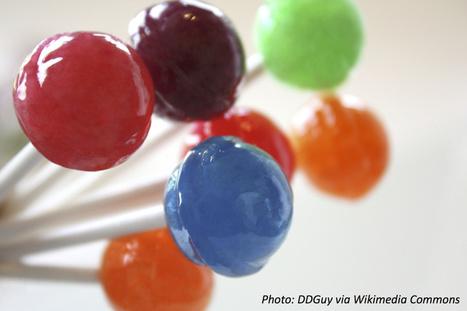 How Many Licks in a Lollipop?—   STEM   Scoop.it