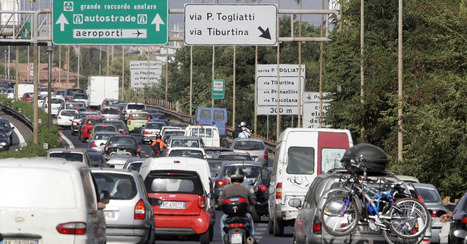 Rome Asks Citizens to Tweet Against Illegal Parking | Social Media Focus | Scoop.it