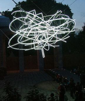 Cerith Wyn Evans:  I=N=V=O=C=A=T=I=O=N | Art Installations, Sculpture, Contemporary Art | Scoop.it
