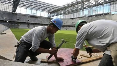 Curitiba to remain World Cup venue | A2 Sustainability (WJEC) | Scoop.it