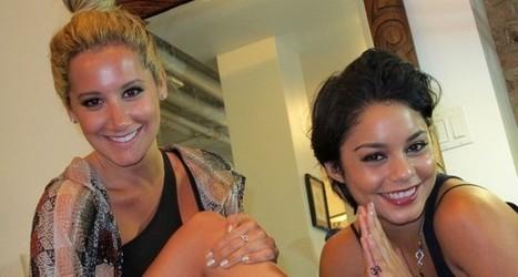 Vanessa Hudgens et Ashley Tisdale : leur télé-crochet | News People | Scoop.it