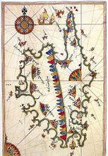Portulan - Vikidia, l'encyclopédie des 8-13 ans | Progrès et invention de la Renaissance française | Scoop.it
