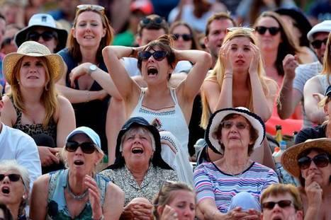 2016 1st Rnd Wimbledon Championship Live at Ballot | sports | Scoop.it