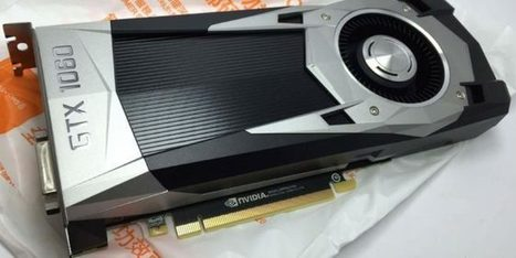 NVIDIA GeForce GTX 1060 Surfaced and Pictured in Hong Kong - ThePCEnthusiast | PC Enthusiast | Scoop.it