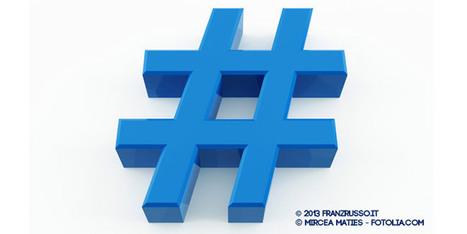 Twitter, ecco come scegliere l'hashtag che fa per te [Infografica]   social media   Scoop.it