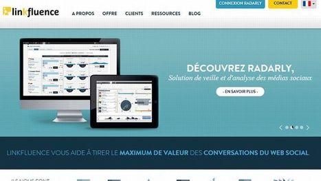 Linkfluence lève 3,5 millions d'euros pour analyser les réseaux ... - Le Figaro | Les réseaux du réseau | Scoop.it