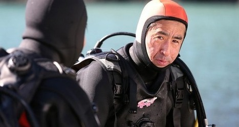 Husband Learns to Scuba Dive to Recover Wife's Remains After Tsunami - RYOT News | All about water, the oceans, environmental issues | Scoop.it