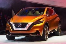 2017 Nissan Murano Release Date, Price | Newest Cars 2017 | New Cars Release | Scoop.it