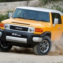 2013 Toyota FJ Cruiser Adds CRAWL System And - The Motor Report | FJ Cruiser | Scoop.it