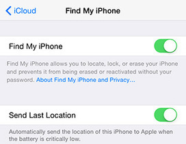 Enable 'Send Last Location' to make it easier to find your iPhone | iPhone Hacks | How to Use an iPhone Well | Scoop.it