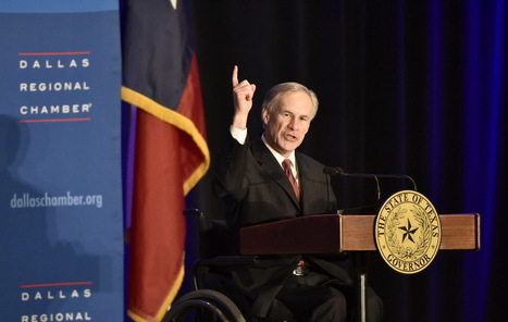 Texas Gov. Greg Abbott calls for Convention of States to take back states' rights | Confronting hate, prejudice, cruelty, extremism, and dogmatism | Scoop.it