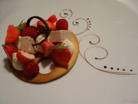 J'ai testé le menu rose du River Café #OctobreRose | River Café | Scoop.it