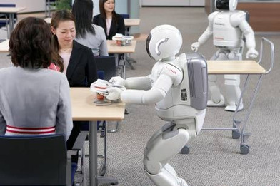 Skilled robots set to infiltrate schools and military - The National | Robots and Robotics | Scoop.it