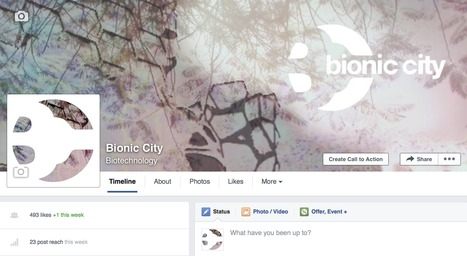 Bionic City on Facebook | Bionic City | Scoop.it