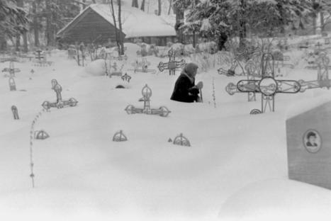 Е. Сафронов: «Кладбище в индивидуальном ракурсе (полевые заметки)» | Nekropol | Scoop.it
