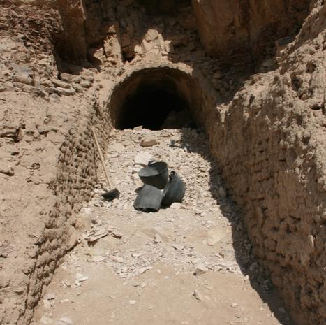 Viaje a las entrañas de una tumba del Antiguo Egipto | PerCientEx | Scoop.it