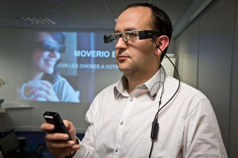CES 2014 : Epson met ses lunettes multimédia à la sauce « Google ... - 01net | wearable computing glass | Scoop.it