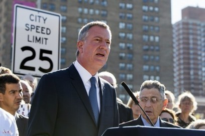 New York City lowers its speed limit to save lives, and a lot of impatient people freak out | Location Is Everywhere | Scoop.it
