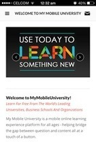 MyMobileUniversity partners with 21st Century Education program bringing ... - Virtual-Strategy Magazine (press release) | elearning, | Scoop.it