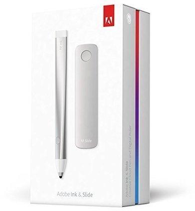 Adobe Ink and Slide Creative Cloud Connected Stylus for iPad (ADBIS) - AJOSTORE | Web Design | Scoop.it