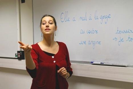 LE CORPS ET LA VOIX DE L'ENSEIGNANT : THéORIE ET PRATIQUE | Cadet & Tellier | MOOCs & Innovative Learning | Scoop.it