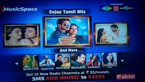 Tamil Radio, channel now added at LCN 489 | Dreamdth | Scoop.it