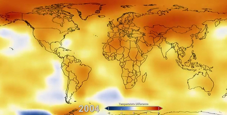 How to prove to a global warming denier that climate change is real, in 14 seconds - Washington Post (blog)   Global Warming   Scoop.it
