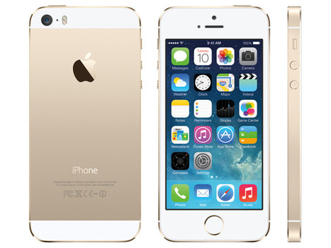 iPhone 5s maintains position as UK's most popular handset | BUSS4 China and UK International Markets | Scoop.it
