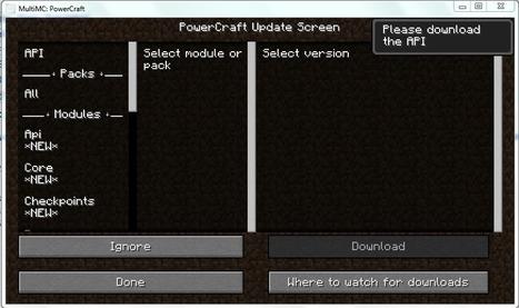 Power Craft Mod 1.7.2/1.6.4/1.6.2/1.5.2 | rex_extreme | Scoop.it