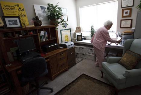 McEntee: Writing is central to Grace Conlon's rich, long life - Salt Lake Tribune | Authorship | Scoop.it