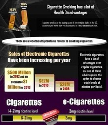 Things You Should Know About Electronic Cigarettes | S-E-Cigarette | Electronic Cigarette UK | Vaping Products and Starter Kits | infographic and info on vaping | Scoop.it