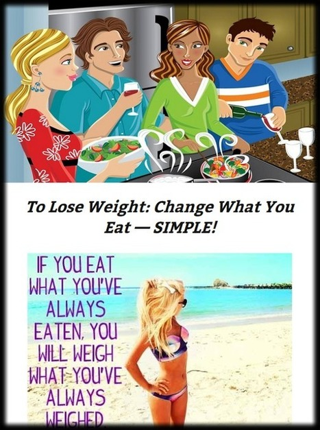 Tips on How To Lose 100+ Pounds & Weight Loss Mistakes To Avoid | Health & Digital Tech Magazine - 2016 | Scoop.it