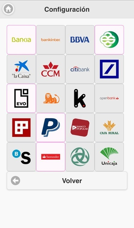 Ahorroy.com Agregador bancario - Aplicaciones de Android en Google Play   finanzas personales   Scoop.it