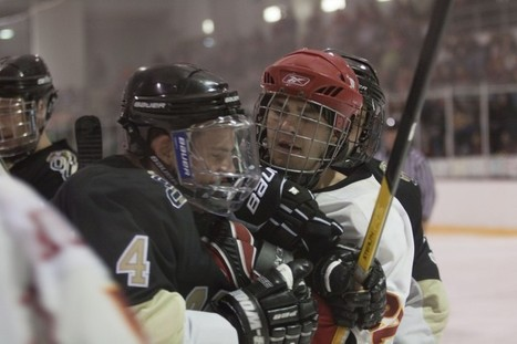 Fighting restrictions persist in college hockey - Iowa State Daily | College and Wisconsin High School hockey | Scoop.it