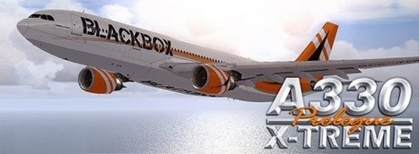 BlackBox A330 Prologue X-Treme v0.61 released | fly away | Scoop.it