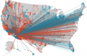 Migration in America - Forbes | Geography is my World | Scoop.it