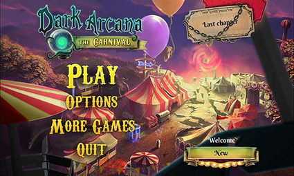 Dark Arcana: The Carnival Walkthrough | CasualGameGuides.com | walkthrough for dark arcana the carnival | Scoop.it