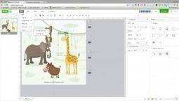 Aspen Picturebook: créer des livres animés et sonorisés en html5 ou epub3 en ligne – Le coutelas de Ticeman | ent, tbi & tablettes: usages pédagogiques | Scoop.it