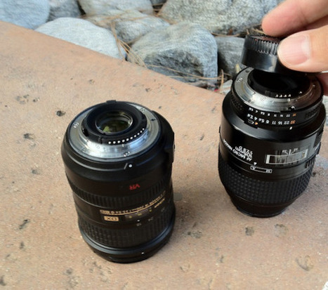 How to change your DSLR lens the right way  | TechHive | Photography For All | Scoop.it