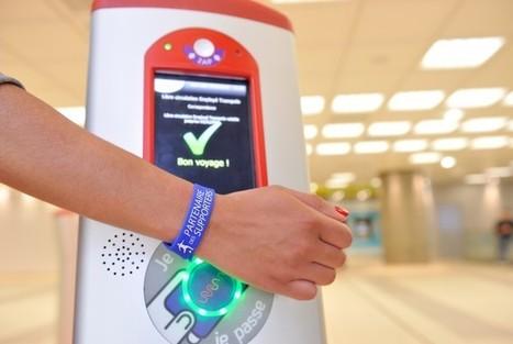 Keolis lance le ticket-bracelet connecté à Lille | Economies du Futur ! | Scoop.it