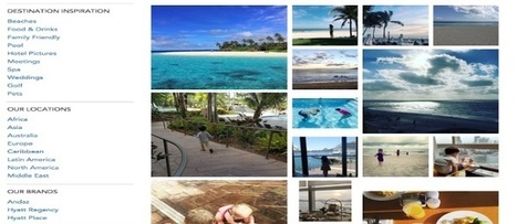 Hyatt tries the guest photo approach to marketing   Tourism Social Media   Scoop.it