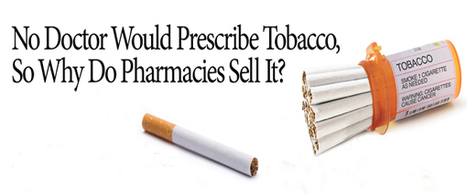 24 US states require pharmacies to stop selling cigarettes | Tobacco news | Scoop.it