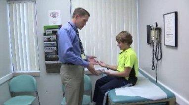 Brandon Roux, son fight Type 1 diabetes together - WDIV Detroit | Digitized Health | Scoop.it