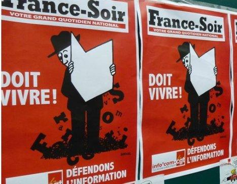 Le tribunal de commerce prononce la liquidation de «France Soir»   DocPresseESJ   Scoop.it