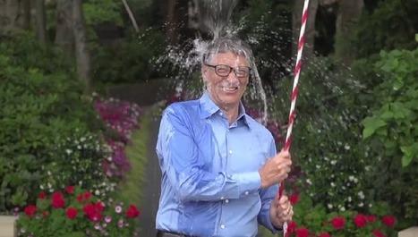 La viralité pour la bonne cause : ice bucket challenge | Culture Web | Scoop.it