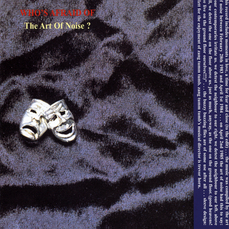 (Who's Afraid Of?) The Art of Noise! - The Art of Noise   Songs, Reviews, Credits, Awards   AllMusic   Albums, Artists, Christmas Music and Stuff   Scoop.it
